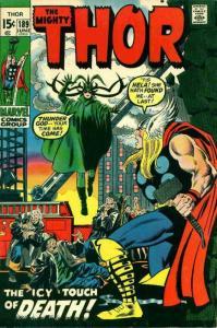 Thor #189 FN; Marvel | save on shipping - details inside