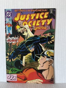 Justice Society of America #7 (1993)  Unlimited Combined Shipping