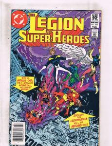 Lot of 3 The Legion of Super-Heroes DC Comic Books #284 285 341 WT6