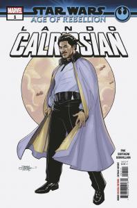 Star Wars AOR Age Of Rebellion Lando #1 (Marvel, 2019) NM