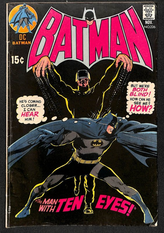 Batman #226 (1970)