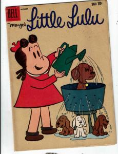 Marge's Little Lulu # 135 FN Dell Comic Book Golden Age Series JL1