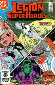 TALES OF THE LEGION OF SUPER-HEROES #316, NM-, DC 1984  more DC in store