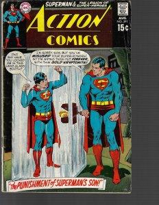 Action Comics #391 (DC, 1970) VG