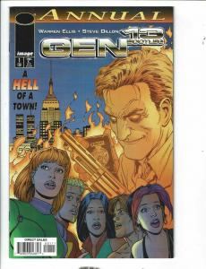 6 Gen 13 Comics Annual 1 Carny Folk Christmas Caper 1 Maxx 1 Millennium 1 CR26