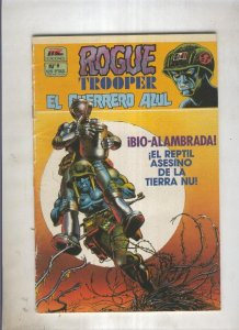 Rogue Trooper numero 9: Fort Neutro (numerado 1 en trasera)