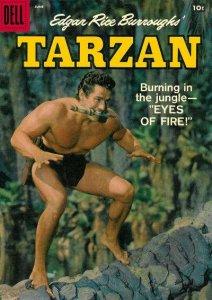 Tarzan (1948 series) #105, VG (Stock photo)