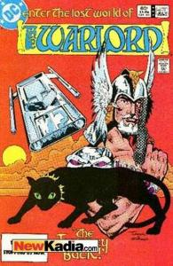 Warlord (1976 series) #71, Fine+ (Stock photo)