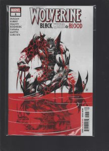 Wolverine: Black, White, And Blood #1 (2020)