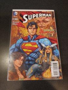 Superman: Psi-War #1 (2014)