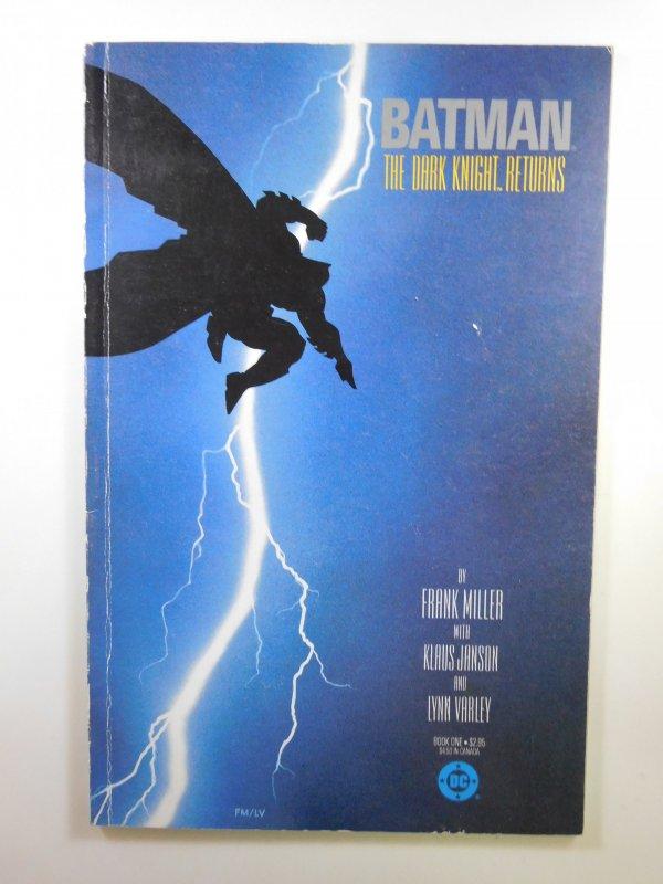 Batman: The Dark Knight #1 (1986) VG/FN