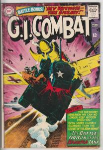 G.I. Combat #114 (Nov-65) FN+ Mid-High-Grade The Haunted Tank