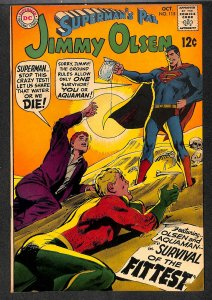 Superman's Pal, Jimmy Olsen #115