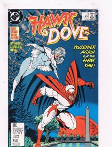 Hawk And Dove # 2 VF/NM DC Comic Books Justice League Batman Wonder Woman!! SW12
