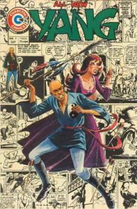 Yang #9 VG; Charlton | low grade comic - save on shipping - details inside