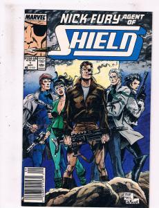 Nick Fury Agents Of Shield #1 NM Marvel Comics Comic Book DE25