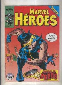 Marvel Heroes numero 42: Control de Daños (numerado 2 en trasera)