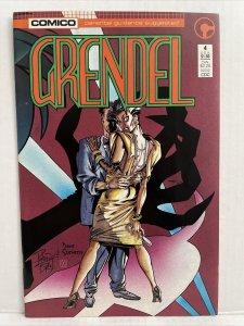 Grendel #4 Netflix Series Announced