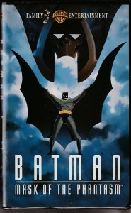 Batman Mask of The Phantasm/Sub Zero VHS