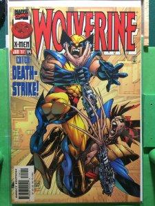 Wolverine #114 ENTER:Deathstrike!