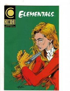Elementals #6 (1989) SR23