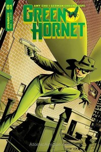 Green Hornet (Dynamite, 3rd Series) #1C VF/NM; Dynamite | save on shipping - det
