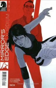 Mirror's Edge: Exordium #1 VF; Dark Horse | save on shipping - details inside