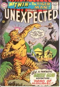 UNEXPECTED (TALES OF) 90 VG+  September 1965 COMICS BOOK