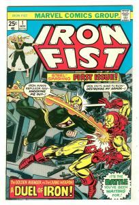 Iron Fist 1   Iron Fist vs Iron Man