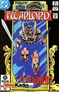 Warlord (1976 series) #64, VF- (Stock photo)