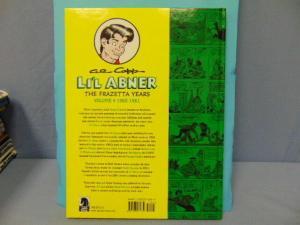 Al Capp Li'l Abner The Frazetta Years Vol. 4 1960-1961 HC Comic Anthology MINT