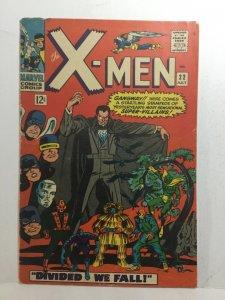 X-Men 22 Vg- Very Good- 3.5 Marvel Comics