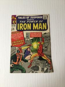 Tales Of Suspense 56 3.5 Vg- Very Good- Silver Age