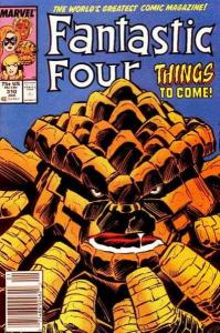 Fantastic Four (1961 series) #310, VF+ (Stock photo)