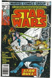 Star Wars #15 - High Grade Book