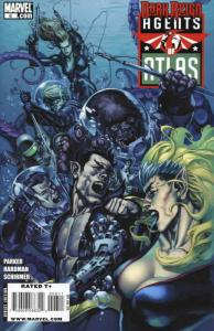 Agents of Atlas (2nd Series) #6 VF/NM; Marvel | save on shipping - details insid
