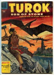 Four Color Comics #656 1955- 2nd Turok G-