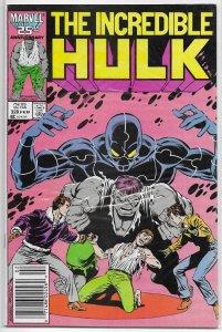 Incredible Hulk   vol. 1   #328 VG