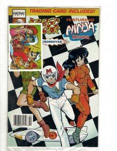 Speed Racer featuring Ninja High School #2 (1993) YY9