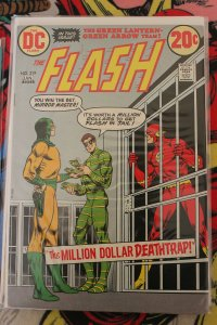 Flash #219 (DC, 1973) Condition FN