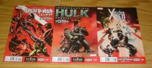 Arms of the Octopus #1-3 VF/NM complete story - all-new x-men - spider-man hulk