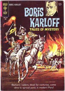 Boris Karloff Tales of Mystery #10 (Jun-65) FN/VF Mid-High-Grade Boris Karloff