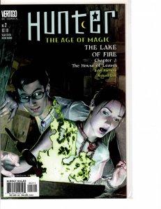 Hunter the Age of Magic (2001) #2 NM (9.4)