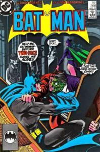 Batman (1940 series) #398, VF- (Stock photo)