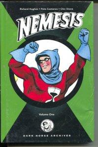 Nemesis Archives-Vol 1- Richard E. Hughes-2008-HC-VG/FN