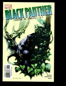 6 Black Panther Marvel Comics # 57 58 59 60 61 62 Coming To America Avengers GK6