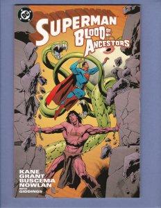 Superman Blood of My Ancestors TPB Graphic Novel DC 2003