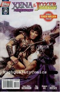 XENA Warrior Princess and Joxer #3, NM+, Lucy Lawless, Ron Lim, more in store