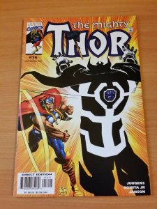 The Mighty Thor #16 ~ NEAR MINT NM ~ 1999 MARVEL COMICS