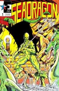 SEADRAGON #1, VF/NM, Elite Comics, 1986  more Indies in store